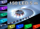 Flexible Strip RGB 150 LED 5050 SMD - 5 m