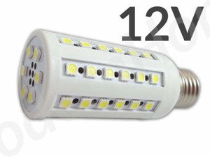 E27 88 LED SMD 5050 Lamp (White)