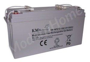 NPCG 12V 100Ah DEEP CYCLE Gel Battery
