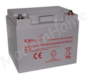Akumulator żelowy KM Battery NPG 45Ah 12V